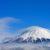 笠雲バロメーター。2.23は「富士山の日」