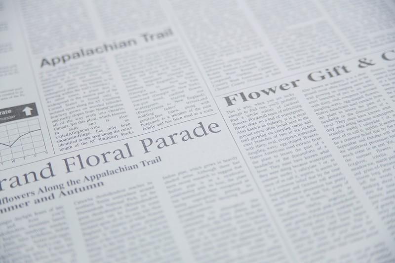 サービス|新聞広告